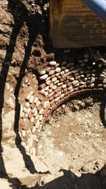scavi piazza mazzini