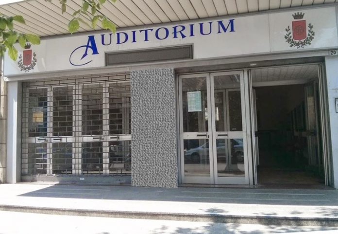 AUDITORIUM Rho