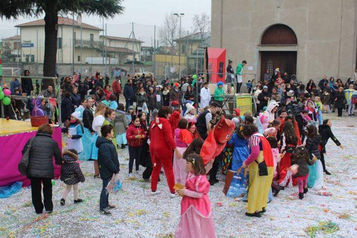 Carnevale in oratorio