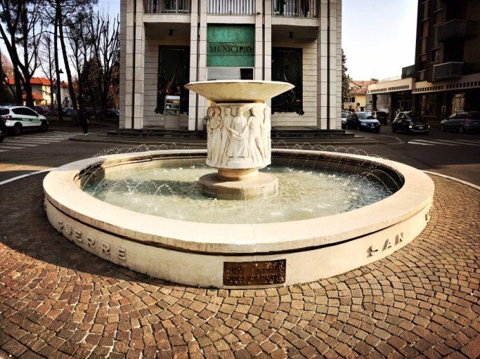 Fontana San Vittore O