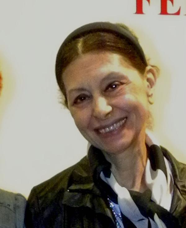 Liliana Cosi a Firenze 1