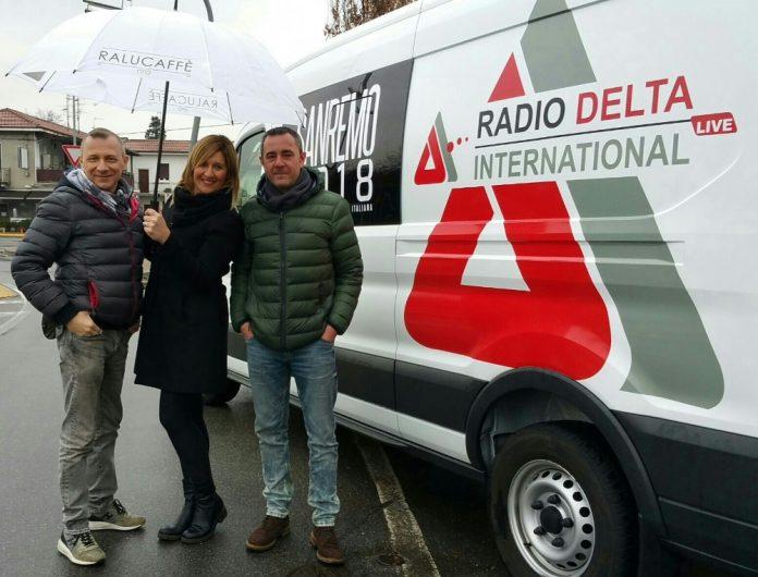 Radio Delta parte per Sanremo