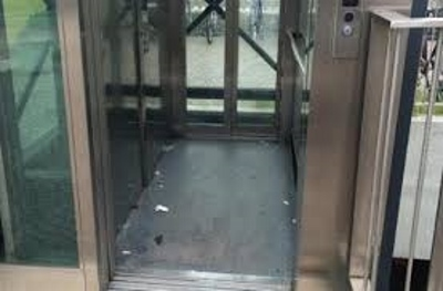 ascensore via gaeta