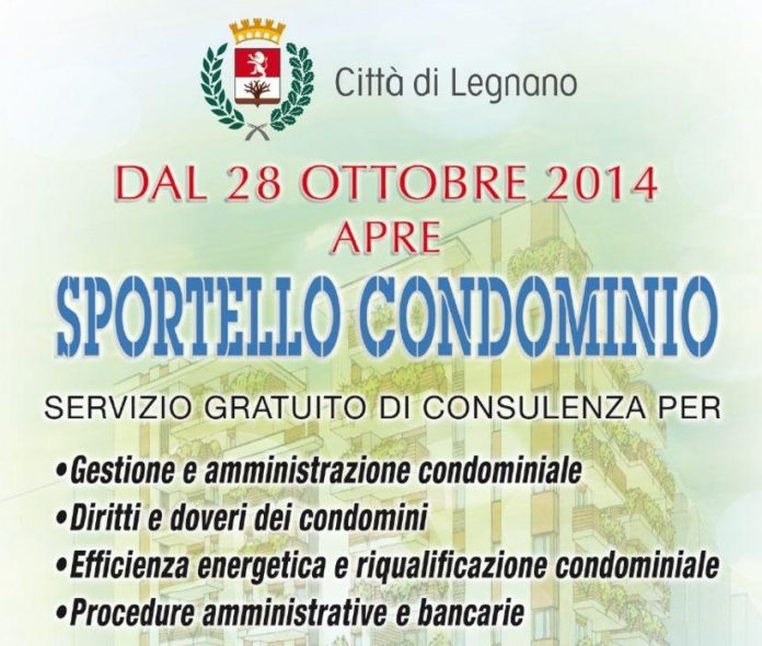 sportello CONDOMINIO