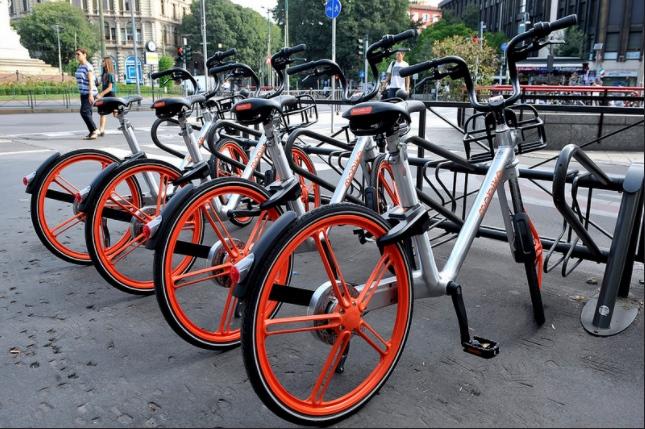 bike mobike