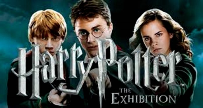 harry potter mostra
